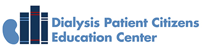 Dialysis Patient Citizens Education Center Logo
