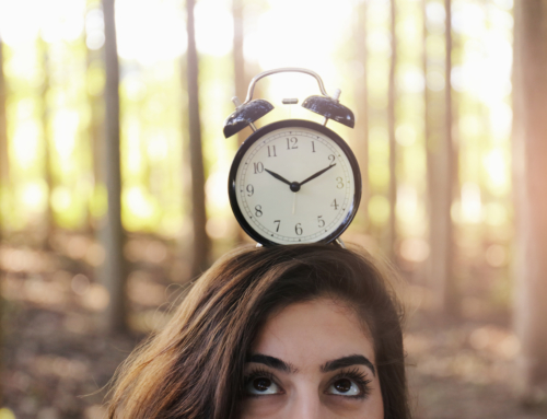 Beyond Sanitizing and Social Distancing–A Healthy Circadian Rhythm May Keep You Sane and Increase Resilience to Fight COVID-19