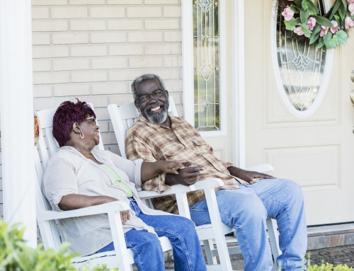 Older Americans Can Get Help with Their Homes
