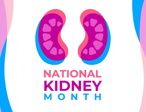 March is National Kidney Month!